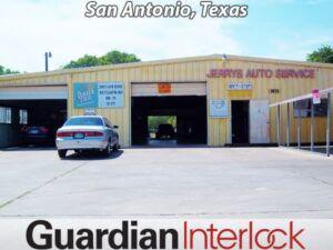 Ignition Interlock Installers San Antonio Texas Jerry's Auto Service