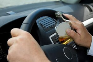 alcohol related crash