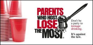 teen underage drinking