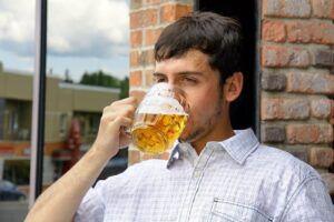 teen binge drinking