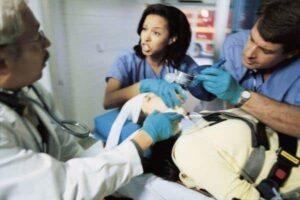 drunk drivers attack nurses in ER