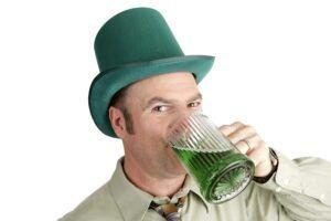 St Patricks Day drunk driving