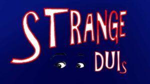 strange drunk driving stories